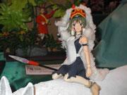 104, もののけ姫 サン (BY Jinkoseirei)