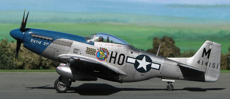Ã�ースアメリカン P 51d Ã�スタング(ムスタング) Â�ミヤ1 48 North American P 51d